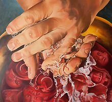 Washing Hands by Martha Mitchell