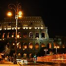 AN EVENING IN ROME by MIGHTY TEMPLE IMAGES