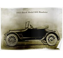 1920 Buick Poster