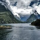 Milford Sound by Peter Tachauer