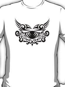Zodiac Sign Cancer Black T-Shirt
