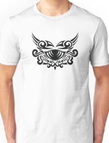Zodiac Sign Cancer Black Unisex T-Shirt