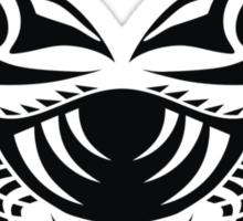 Zodiac Sign Cancer Black Sticker