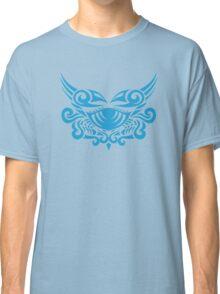 Zodiac Sign Cancer Blue Classic T-Shirt