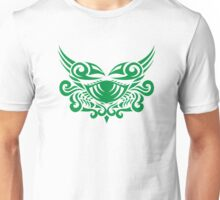 Zodiac Sign Cancer Green Unisex T-Shirt