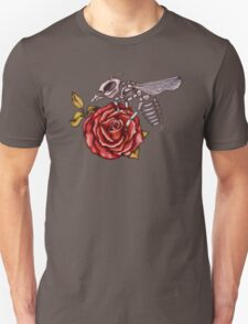 Romeo Skeleton Bee Unisex T-Shirt