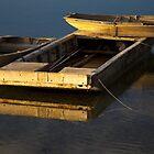 Boats by John Vandeven