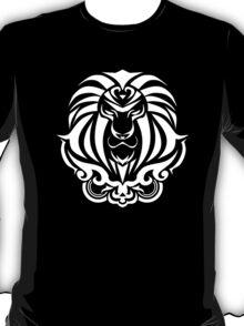 Zodiac Sign Leo White T-Shirt