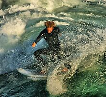 360 Surf by Barbara  Brown