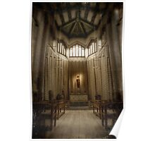 The Lady Chapel Poster