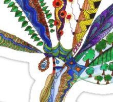 Tree of Life 7 Sticker