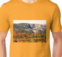 Painted Mountains Unisex T-Shirt