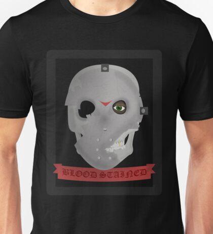 Skull / Hockey Mask Unisex T-Shirt