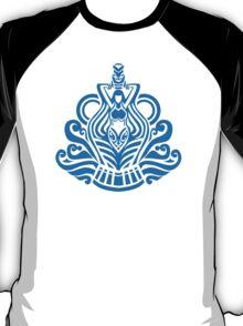 Zodiac Sign Aquarius Blue T-Shirt