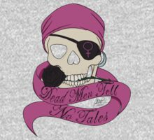 Feminist Fatale Jolly Roger Kids Clothes