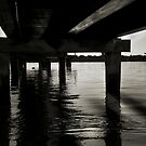 Life under the Pier by Andrew (ark photograhy art)