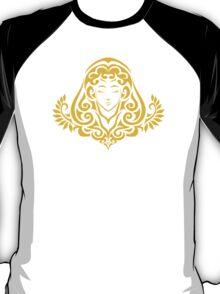 Zodiac Sign Virgo Gold T-Shirt
