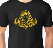 Zodiac Sign Virgo Gold Unisex T-Shirt