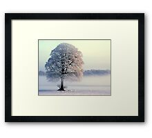 """SERENITY OF OAKEY"" Framed Print"