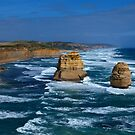 Twelve Apostles by Sarah Howarth [ Photography ]