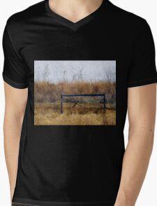 Gated Community Mens V-Neck T-Shirt