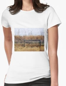 Gated Community Womens Fitted T-Shirt