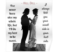 Kill Bill - Wedding Scene Poster
