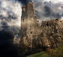 Warm Stone Cold Sky. The Colours of History. by Kenart