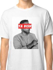 "Kendrick Lamar ""YA BISH"" OBEY Style Classic T-Shirt"