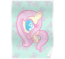 Weeny My Little Pony- Fluttershy Poster