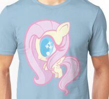 Weeny My Little Pony- Fluttershy Unisex T-Shirt