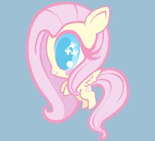 Weeny My Little Pony- Fluttershy Unisex T-Shirt