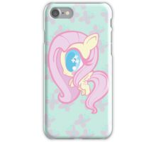 Weeny My Little Pony- Fluttershy iPhone Case/Skin