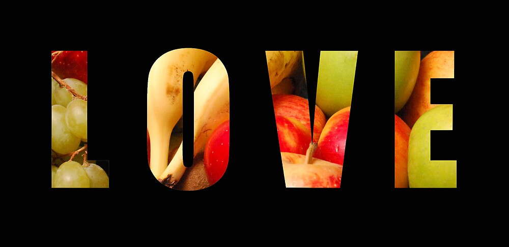 Fruits of love by Matthew Laming