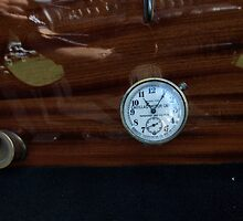 Old time time keeper Cadillac car co  by Tom McDonnell