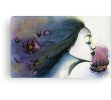 Silent Rush Canvas Print