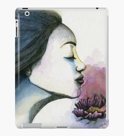 Silent Rush iPad Case/Skin