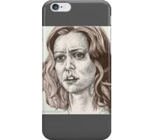 Tabula Rasa - Willow - Buffy S6E8 iPhone Case/Skin