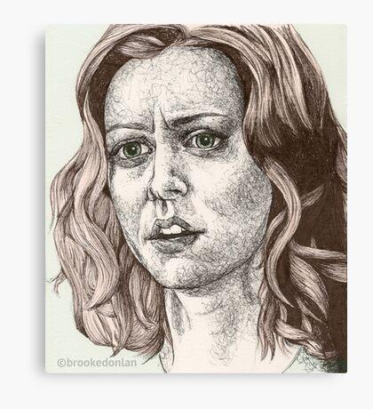 Tabula Rasa - Willow - Buffy S6E8 Canvas Print