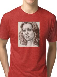 Tabula Rasa - Willow - Buffy S6E8 Tri-blend T-Shirt
