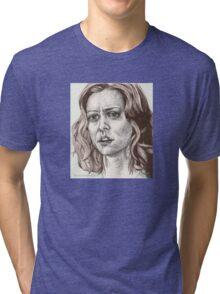 Tabula Rasa - Willow - Buffy S6E8 Tri-blend T-Shirt