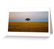 Endless Gold — The Tree Greeting Card