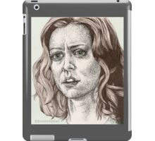 Tabula Rasa - Willow - Buffy S6E8 iPad Case/Skin