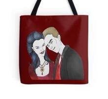 Love is Blood Tote Bag