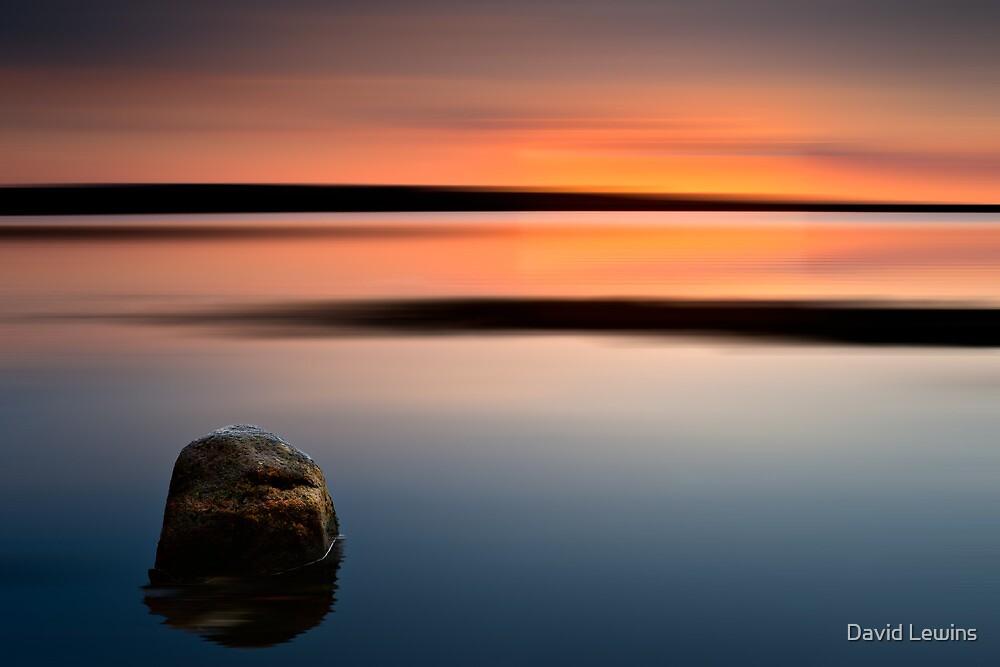 Sunset by David Lewins