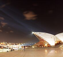 Beam Me Up Scotty_Sydney Opera House by Sharon Kavanagh