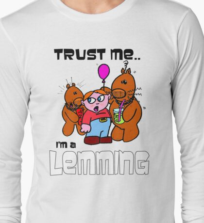 Party like a Lemming T-Shirt