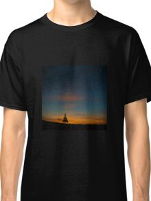 Lonely Christmas Tree Classic T-Shirt