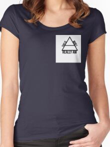 Thirty Seconds to Mars (The Kill) Women's Fitted Scoop T-Shirt