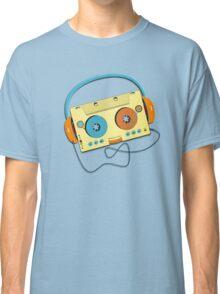 Mr. MP3 Cassette Classic T-Shirt